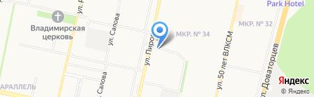 Boom-Bouquet на карте Ставрополя