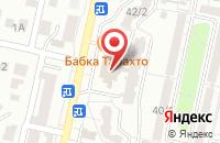 Схема проезда до компании Строительные Инновации в Ставрополе