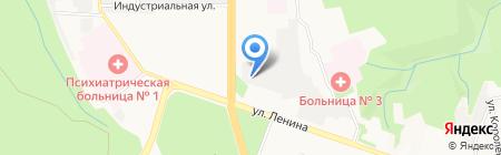 Оптрон-Ставрополь на карте Ставрополя