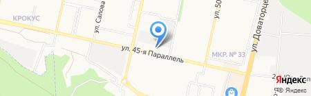 ПАРФЮМ-ПРЕСТИЖ на карте Ставрополя