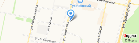 S-1 Family на карте Ставрополя