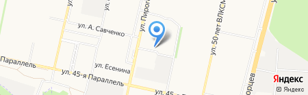 Стоматологическая клиника доктора Вдовенкова на карте Ставрополя