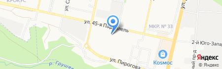 Страна Чудес на карте Ставрополя