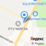 Ставропольский центр содействия правоохранительным органам на карте Ставрополя