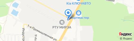 Аква Строй на карте Ставрополя