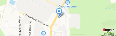 Лео Ломбард на карте Ставрополя