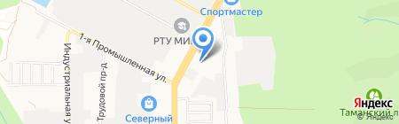 ВИТА-В на карте Ставрополя