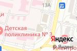 Схема проезда до компании Шашлычный рай в Ставрополе