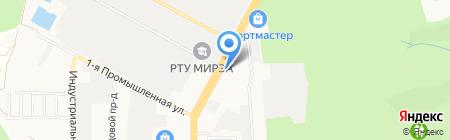 Бст Сервис на карте Ставрополя