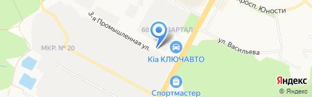Нефрологический Центр на карте Ставрополя
