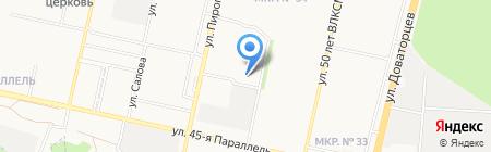 ART-CONNECT на карте Ставрополя
