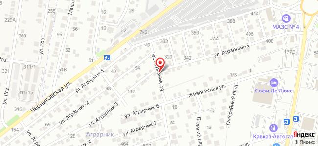 Ставрополь аграрник фото карта с домами