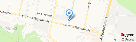 Ветеран на карте Ставрополя