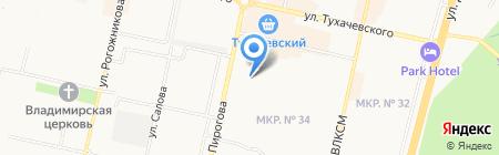 Наше Пиво на карте Ставрополя