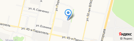 Ассорти-продукт на карте Ставрополя