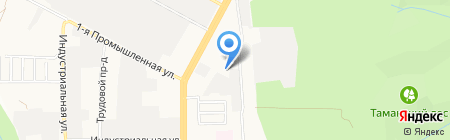 Кардинал на карте Ставрополя