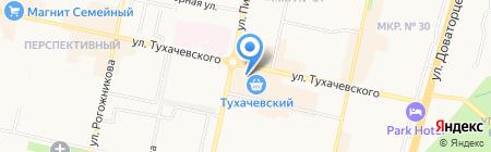 Хлопковый рай на карте Ставрополя