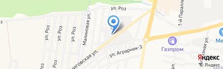 Эль АРКА7 на карте Ставрополя