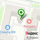 Местоположение компании Стоп Воде