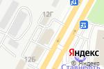 Схема проезда до компании Долголетие в Ставрополе