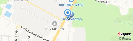 Blackberry на карте Ставрополя