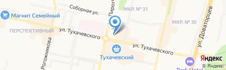 ЭВАКУАТОР 26 на карте Ставрополя