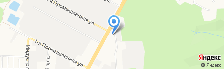 Апикс на карте Ставрополя