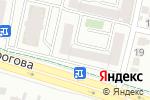 Схема проезда до компании Продуктовый магазин в Ставрополе