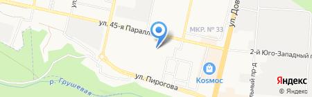 Персона Стиль на карте Ставрополя