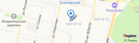 Easy English на карте Ставрополя