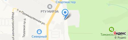 РЕШЕНИЕ на карте Ставрополя