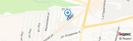 Экспресс окна на карте Ставрополя
