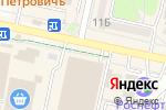 Схема проезда до компании РОСПЕЙ в Надежде