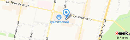Phard на карте Ставрополя