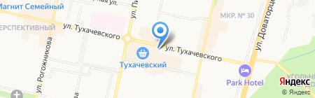 Мистер Дом на карте Ставрополя