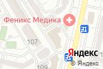 Схема проезда до компании Бухгалтерская компания в Ставрополе