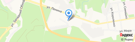 ВИСТ-Сервис на карте Ставрополя