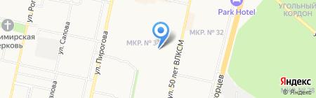 Vitae на карте Ставрополя