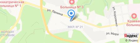 Шишов и партнеры на карте Ставрополя