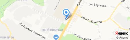 Оптовая компания на карте Ставрополя