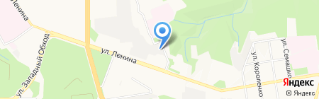 СВЯЗЬ-безопасность на карте Ставрополя