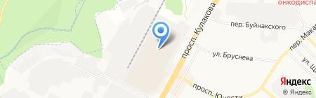 Mirella на карте Ставрополя
