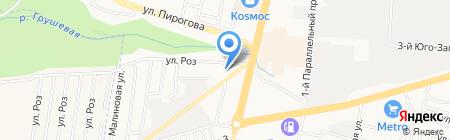 МАДОННА на карте Ставрополя