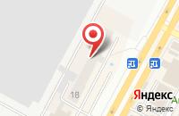 Схема проезда до компании Империя-Р в Ставрополе