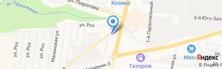24 на карте Ставрополя
