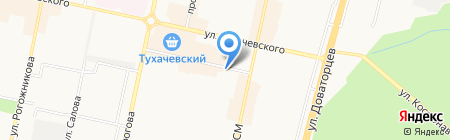 VENDO DESIGN GROUP на карте Ставрополя