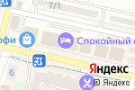 Схема проезда до компании Шторный house в Ставрополе