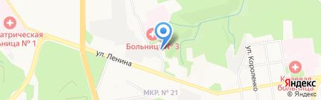Агрохлебопродукт на карте Ставрополя