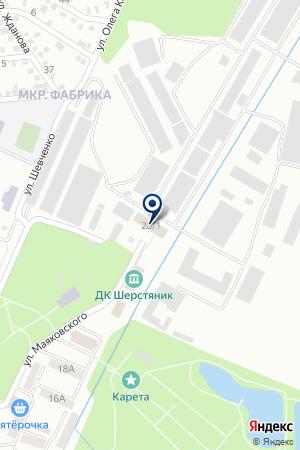 ПТФ МЕТАЛЛУРГ на карте Невинномысска