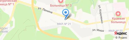 Я Легенда на карте Ставрополя